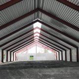 ridhus stålkonstruktion