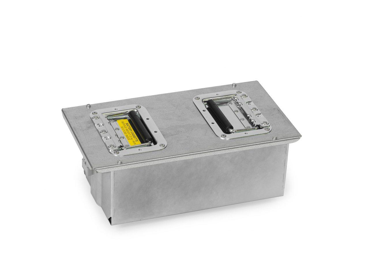 Batterikassett Bly