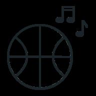 ikon evenemang och sporthall